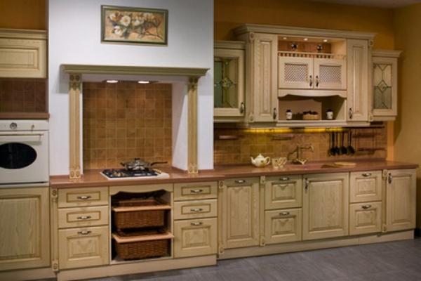 фото кухни глянцевой