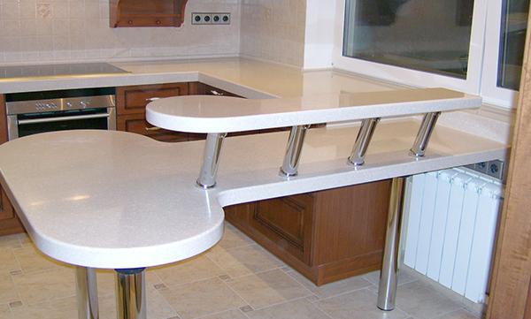 Барный стол на кухню