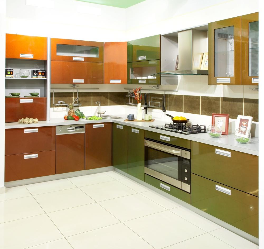 Фото кухни хамелеон